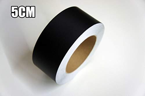 ORIGINAL Shadowline-Tape© Hochglanz Schwarz 5cm x 20 Meter, Folien Tape mit ORACAL© FOLIE für Aussen siehe Fahrzeugliste