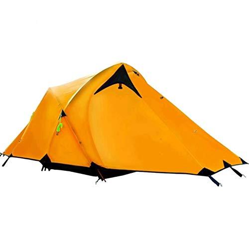 HAHFKJ Tienda de Camping 2-3 Persona Automática Instante Pop Up Impermeable Camping Senderismo Viajes Carpas de Playa para Grupos Familiares