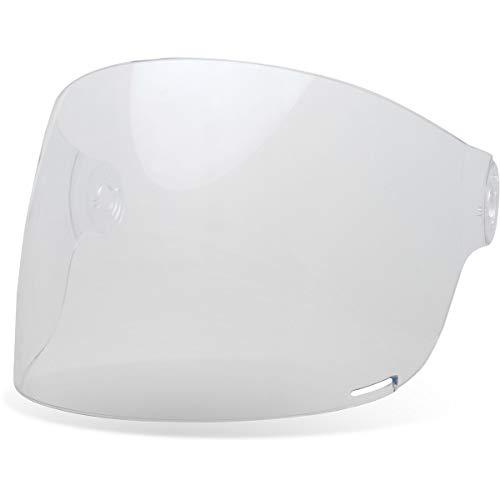 Bell Bullitt Helm Flach Schutzschild / Visier (Braun Tabs) Klar