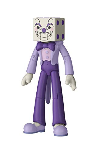 Action Figure: Cuphead: King Dice