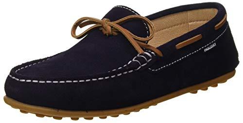Pablosky Jungen 126127 Bootsschuhe, blau, 24 EU