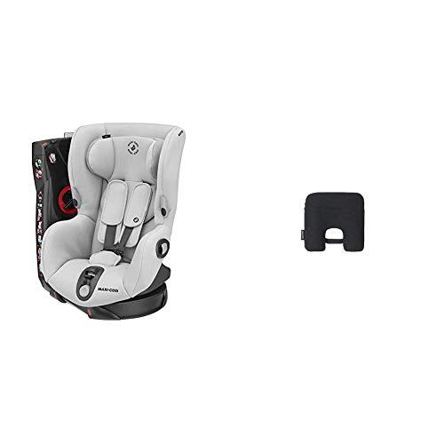 Maxi-Cosi Axiss, Drehbarer Kleinkind-Autositz, Group 1, 9 Monate - 4 Jahre, 9-18 kg, Authentic Grey (grau) + Maxi-Cosi e-Safety