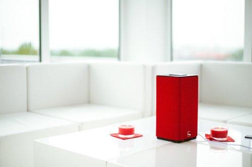 Dali KUBIK Free Aktiv-Lautsprecher rot (Stückpreis)