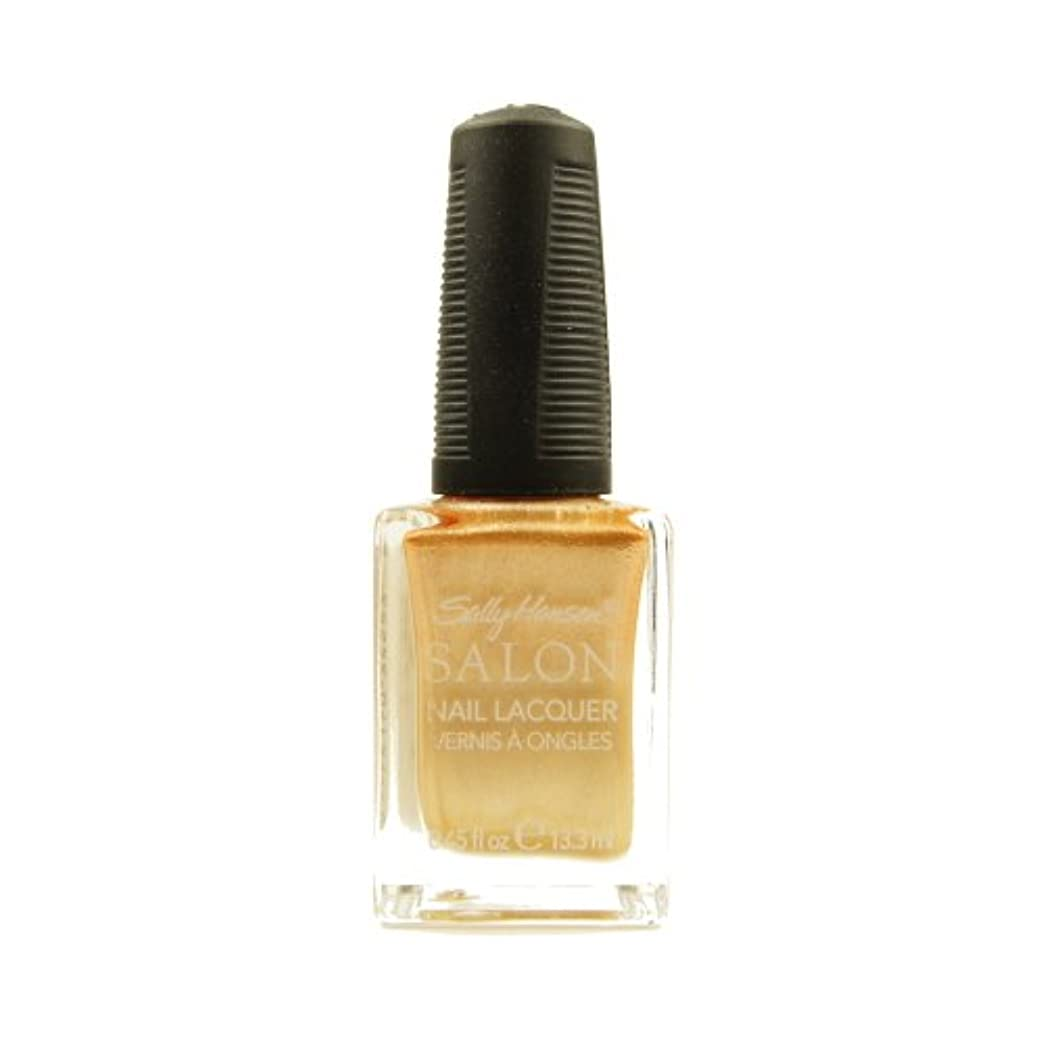 薄める種施設SALLY HANSEN Salon Nail Lacquer 4134 - Gilty Pleasure (並行輸入品)