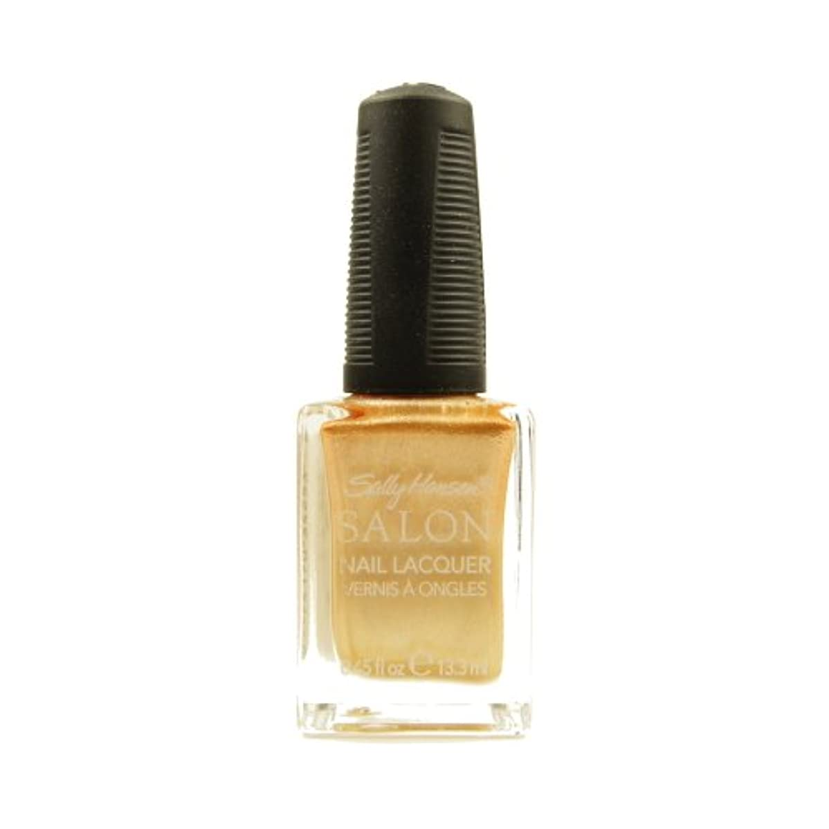 矢縁腐敗SALLY HANSEN Salon Nail Lacquer 4134 - Gilty Pleasure (並行輸入品)
