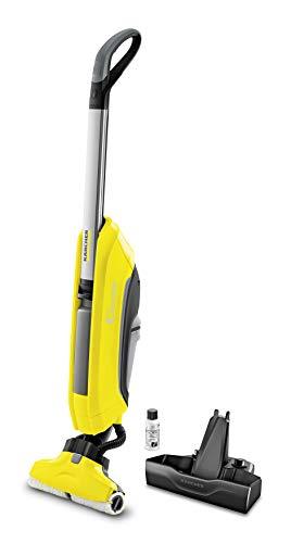 Kärcher Hartbodenreiniger FC 5 Cordless – elektrischer und kabelloser Bodenreiniger für 60 qm – müheloses Reinigen in einem Arbeitsgang