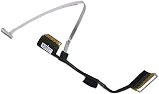 New LVDS LCD LED Flex Video Screen Cable Replacement for Dell Latitude 13 3380 13.3 Non Touch P//N:F5HHH 0F5HHH 450.0AW06.0001 450.0AW06.0011