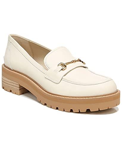[サムエデルマン Sam Edelman] シューズ 23.5 cm スリッポン・ローファー Women's Tully Lug Sole Loafers Modern Ivo レディース [並行輸入品]