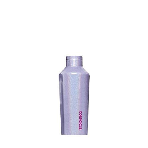 Corkcicle Botella aislada de acero inoxidable, 264 ml, diseño de polvo Pixie