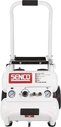 SENCO AC24016 Leiselauf-Senco Kompressor