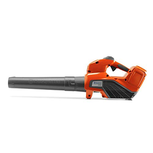 Husqvarna 320iB Cordless Electric Blowers, Orange/Gray