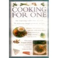 COOKING FOR ONE 1840387297 Book Cover
