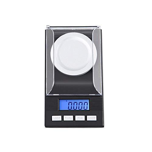 Sieradenweegschaal, Elektronische Weegschaal, 0,001 G, Karaatschaal Met Hoge Precisie, Nauwkeurige Gouden Medicinale Balans, Weegschaal, -0,001G ~ 20 G