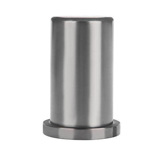 Crisol de grafito de metal, crisol de fusión de metal Crisol de grafito para metales preciosos para plata para oro para(1KG graphite crucible)