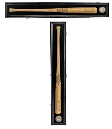 baseball wall mount display case - 6