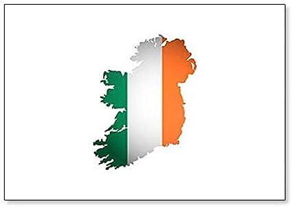 IRELAND Large Éire TOURIST FRIDGE MAGNET