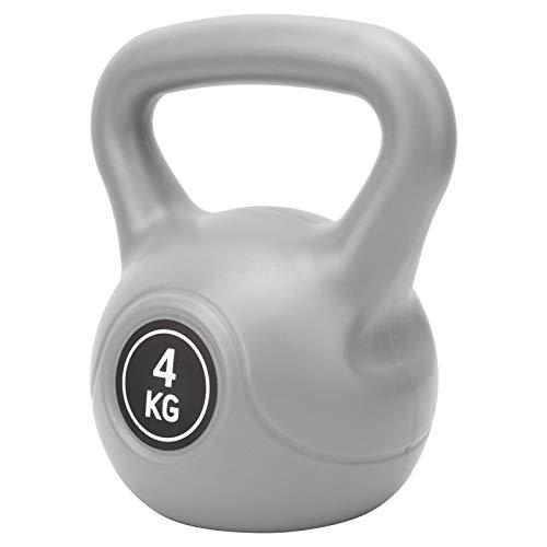 Da Dini 4KG Kettlebells, equipo de entrenamiento abdominal para mujeres y principiantes para entrenamiento en casa y gimnasio