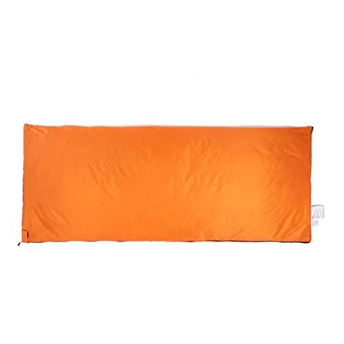 MissLi 190 * 75cm Saco De Dormir con sobre para Acampar Ultraligero Mini Bolsas Perezosas De Viaje con Equipo De Bolsa De Compresión Primavera Otoño