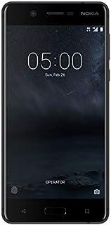 هاتف نوكيا 5 ثنائي شرائح الاتصال بذاكرة رام 2 جيجا وشبكة الجيل الرابع ال تي اي 16 GB 6438409001238