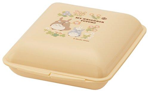 SKATER officieel gelicenseerd mijn buurman Totoro thema Pop-Open Lunch Box (Bento Box)