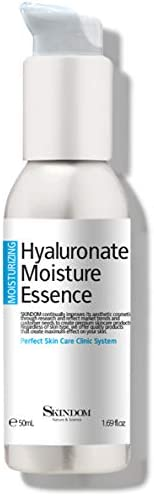 Skindom Hyaluronate Moisture Essence Face Moisturizer Hydrating Face Serum Korean Skin Care product image