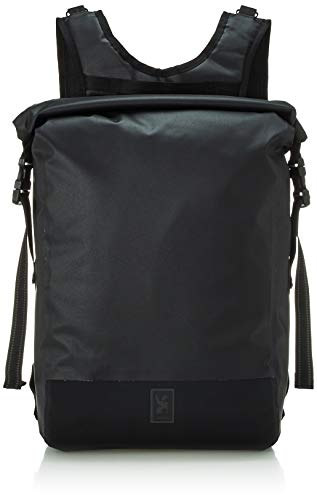 Chrome Industries Urban Ex Rolltop 26L Backpack, Black