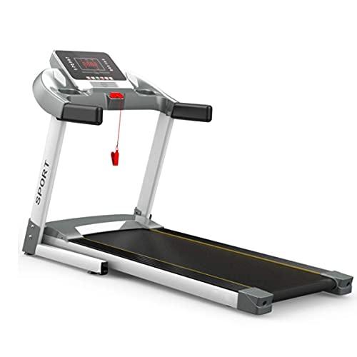 HYLK Treadmill da Tavolo di Nuova Generazione 2021 Macchina dapasseggio Tapis roulant Elettrico Domestico salvaspazioportatile con Un carico Massimo di 130 kg