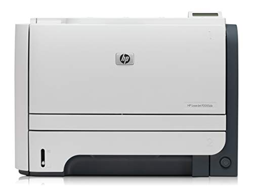 Find Cheap HP LaserJet P2055dn Workgroup Laser Printer Network - CE459A (Renewed)
