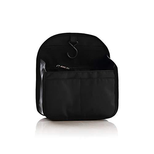 Ysy grote capaciteit cosmetische tas mannen en vrouwen Oxford doek wassen waterdichte riem haak rugzak liner auto opknoping tas draagbaar