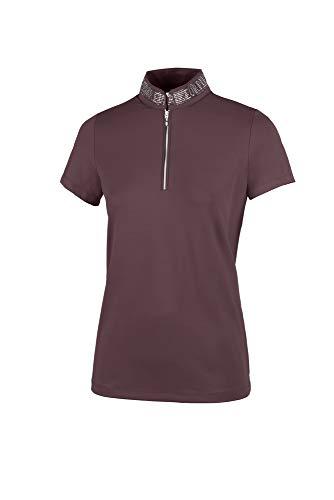 PIKEUR Damen Shirt BIRBY Sports Collection Frühjahr/Sommer 2021,light aubergine, 36