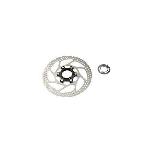 CYCLING_EQUIPMENT Disco 160mm Center Lock SM-RT54, Adultos Unisex, Gris (Gris), Talla Única