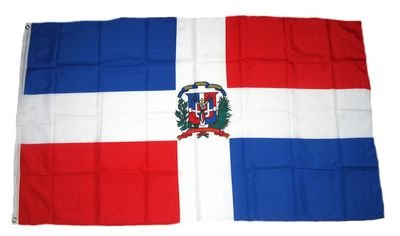 Fahne / Flagge Dominikanische Republik 60 x 90 cm Fahnen