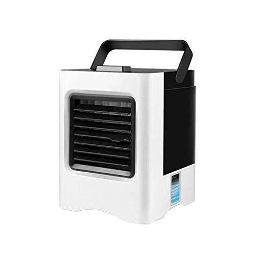 Ventilator Tragbarer USB Laden 4 in 1 Mini-Luftkühler tragbare kleine Klimaanlage Klimaanlage Sommer Mini-Luftkühler tragbare kleine Klimaanlage Klimaanlage