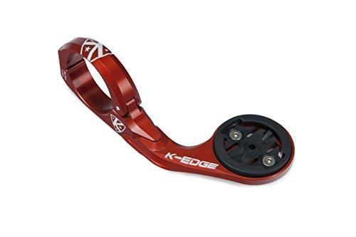 Support pour GPS Garmin/Bryton K-EDGE Couleur Rouge