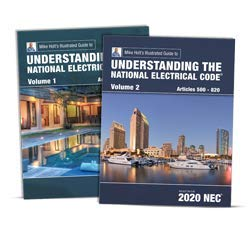 Compare Textbook Prices for Understanding the National Electrical Code Volume 1 and 2 textbooks, 2020 NEC  ISBN 9781950431007 by Mike Holt