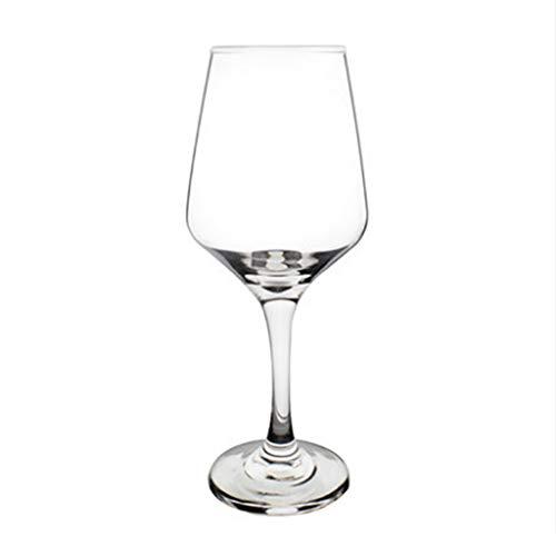 IFOLAINA Copas De Vino Tinto 250 ML Avant Garde Collection Uso En Casa Restaurante Y En Fiestas Apto para Microondas Y Lavavajillas