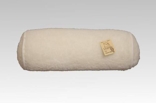 Nackenrolle, Farbe ecru , Größe 42 cm x 14 cm, 1000000006987