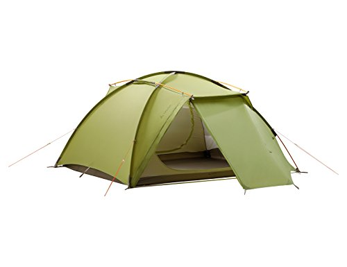 VAUDE 3-personen-zelt Space L 3P, avocado, one size, 128404510