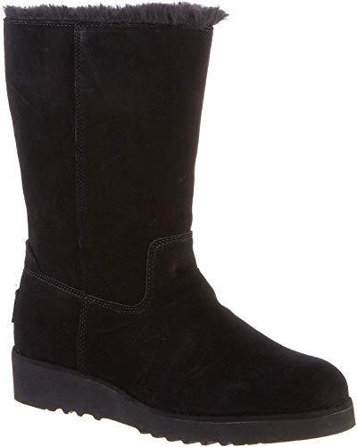 Gioseppo 56681, Botas de Nieve para Mujer, Negro (Negro Negro), 41 EU