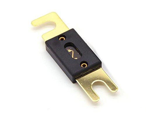 Woljay ANL-40A ANL Sicherungen 40Amp vergoldet 2 Stück