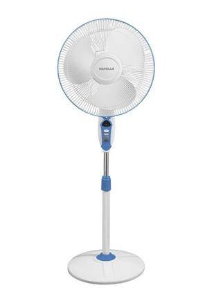 Havells Sprint LED 400mm Pedestal Fan (Blue)