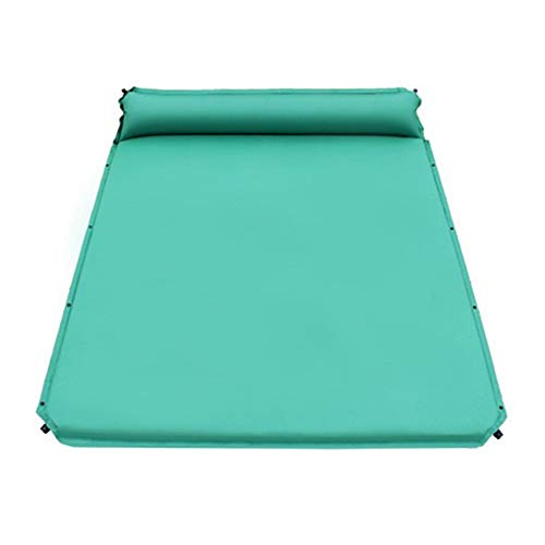 ZDAMN Air Mattress Outdoor Thick Automatic Inflatable Cushion Camping Mattress Inflatable Mat Compact And Moistureproof For Hiking Backpacking Hammock Tent Inflatable Bed