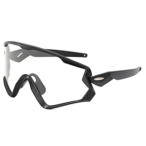 ACJB Gafas de sol deportivas Gafas de ciclismo Gafas de ciclismo Gafas de sol deportivas UV400 Protección Gafas de sol de bicicleta