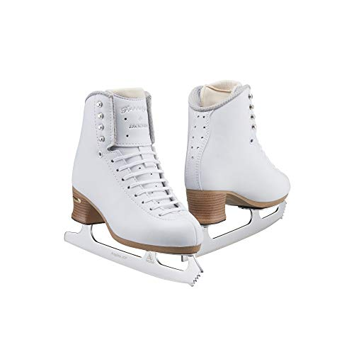 Jackson Ultima - Freestyle Boot with Aspire XP Blade, Moderate Support Figure Skates for Women and Girls, Championship Quality Ice Skates, (Style No. FS2190)