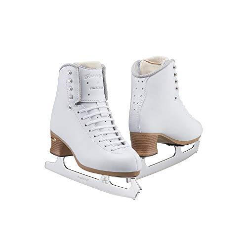 Jackson Ultima Freestyle Fusion/Aspire FS2190 FS2191/Figure Schlittschuhe für Damen und Mädchen, Damen, Size 9 Width A/B