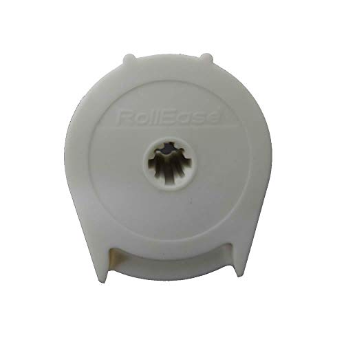 RollEase - R8 Rollschirm-Kupplung für 1 1/8 Zoll Rohr – Natur