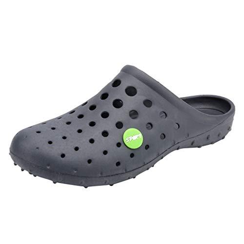 XEDUO Mens Womens Lightweight Breathable Slip-On Sneaker Garden Clogs Beach Sandals Water Shoes(First Series)