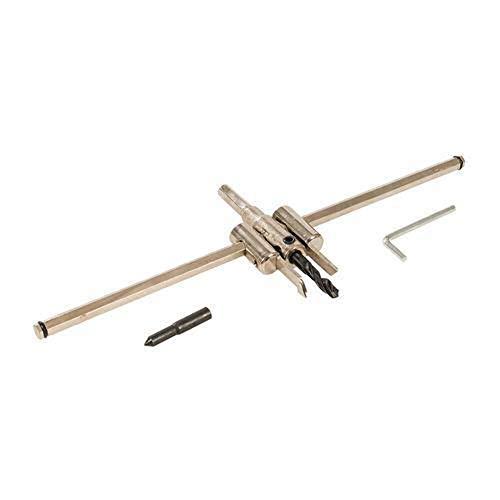 Silverline 447132 Verstellbarer Kreisschneider 30–120 mm