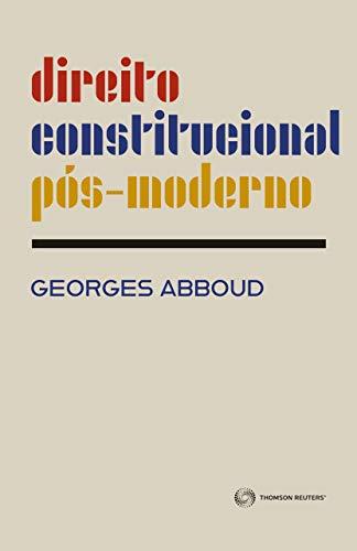 Direito Constitucional Pós-moderno