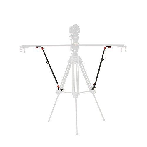 KONOVA tripod stability arm for camera slider (2 piece)